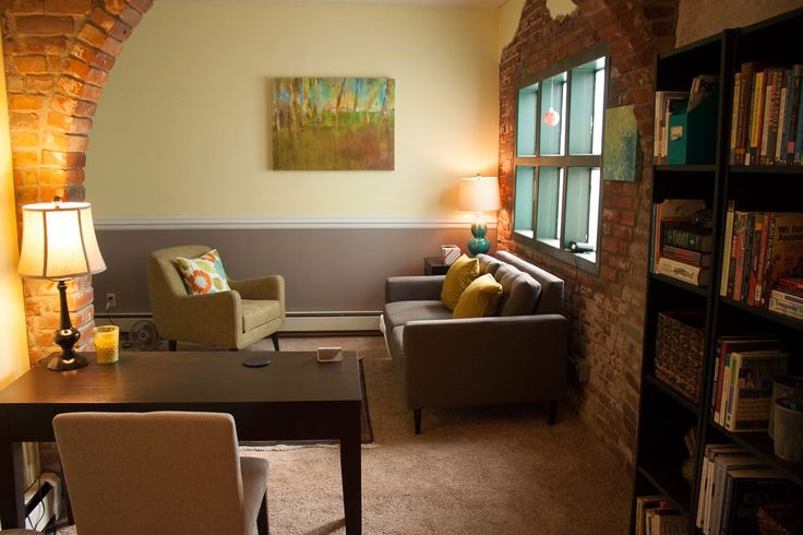 Scenic Therapy Office Decor Ideas Along With Therapy