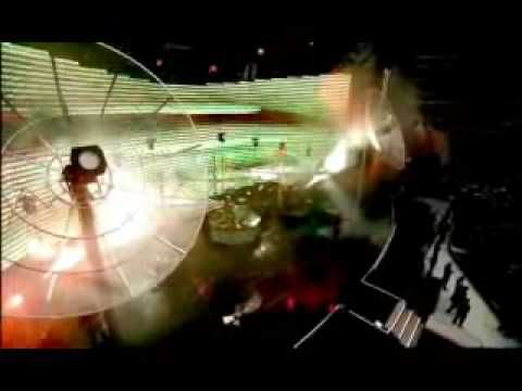 Muse - Supermassive Black Hole (Live at Wembley Stadium 2007) This live performance is AWESOME! =)