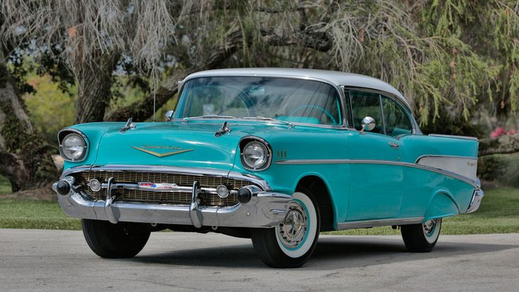 1957 Chevrolet Bel Air Hardtop - 1