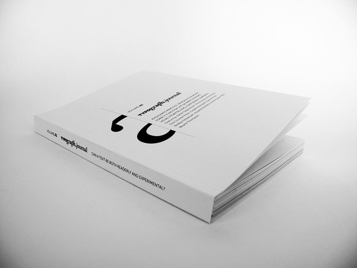 LAB Giveaway: Win a Copy of Nicole Phillips' Typographer.Journal VOL. 1