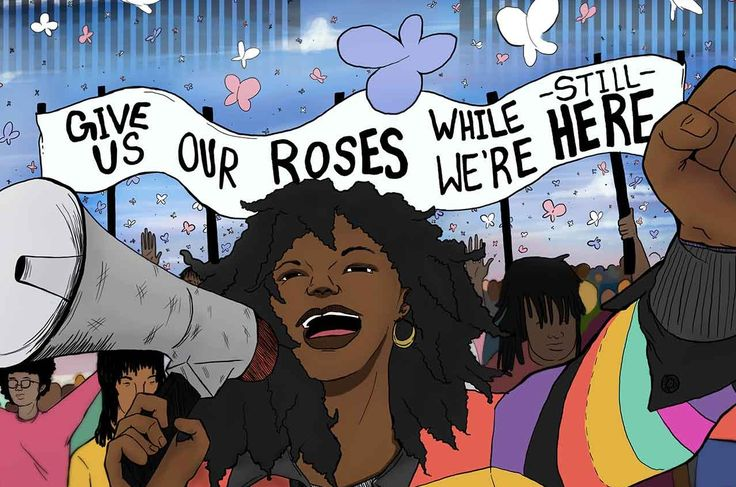 Yesterday was Transgender Day of Remembrance, a day dedicated to honoring of all those killed by transphobic violence around the world. The day began in Boston in 1999, when friends and chosen family of murdered black trans women