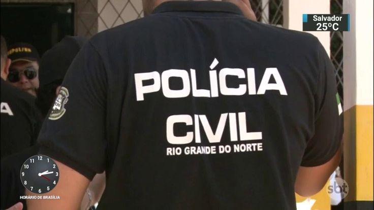 RN: Governo e polícias não chegam a acordo e greve continua | SBT Notíci...