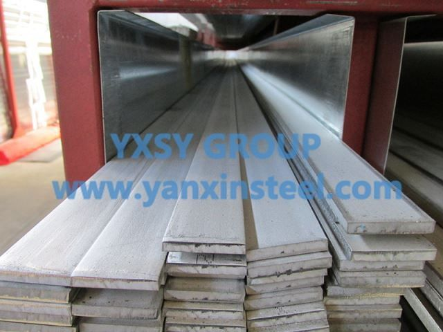 #SteelFlatBar as a material can be used for hoop iron, tools and mechanical parts, construction for the structure of the frame, escalators. If you need,welcome to visit our website to know more about it. http://www.yanxinsteel.com/steel-flat-bar/865.html