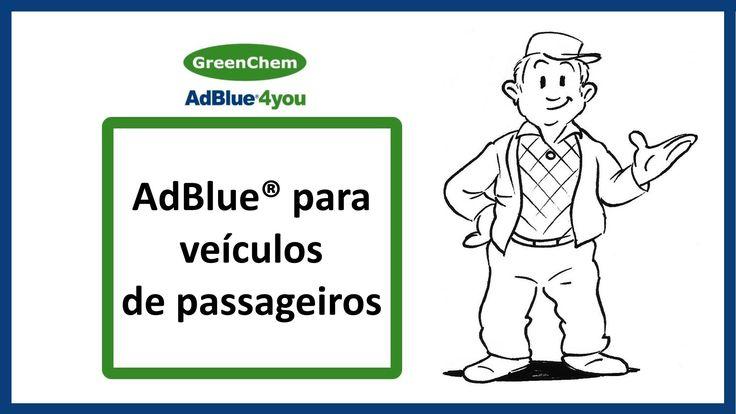 Porque é que os novos carros com motores a diesel possuem AdBlue? GreenC...