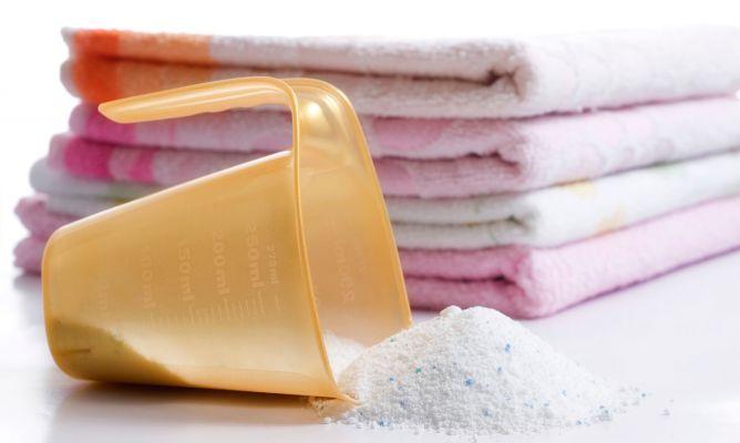 Eliminar el olor a humedad en toallas y paredes
