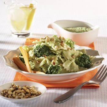 Mušličky s brokolicí