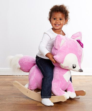 Take+a+look+at+this+Fifi+le+Fox+Rocker+on+zulily+today!