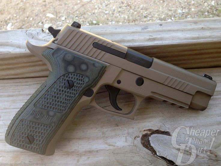 Why is the SIG Sauer P226 Scorpion Such a Great Pistol? Click on the pic to find out.