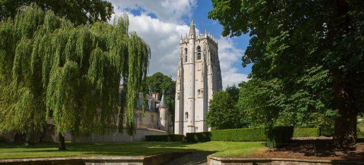 Dans l'abbaye du Bec-Hellouinvivent toujours des moines selon la règle de saint Benoît (VIe siècle)