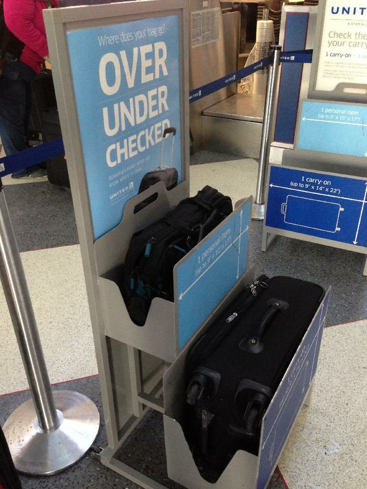 New United Carry On Sizer And Enforcement Of Policy Eff