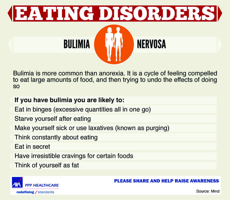 mental illness bulimia nervosa essay Anorexia and bulimia are mental illnesses that can be cured one approach is cognitive therapy, which deals with the thoughts, beliefs, and the assumptions of individuals that affect their feelings and behaviors (6) .