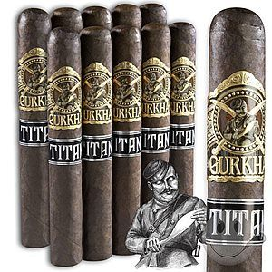 Gurkha Special Edition Titan - Cigars International