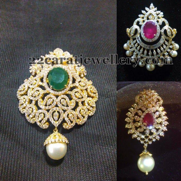 108 best pearls images on pinterest diamond jewellery diamond changeable diamond pendant sets mozeypictures Choice Image