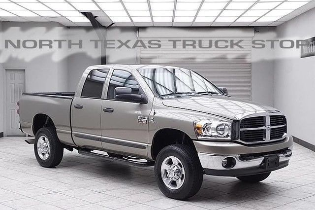 nice Amazing 2007 Dodge Ram 2500 SLT Lone Star Quad Cab LT Lone Star Quad Cab 6.7L I6 Cummins Turbo Diesel Engine126565 Miles 2017/2018 Check more at http://24carshop.com/product/amazing-2007-dodge-ram-2500-slt-lone-star-quad-cab-lt-lone-star-quad-cab-6-7l-i6-cummins-turbo-diesel-engine126565-miles-20172018/