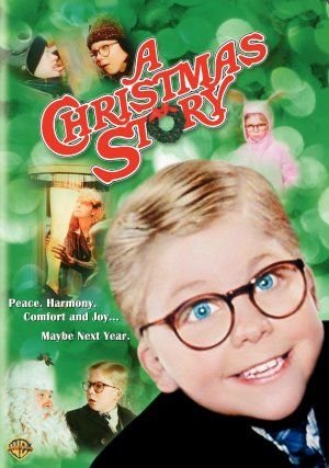 A Christmas Story - Best Christmas-time movie ever!
