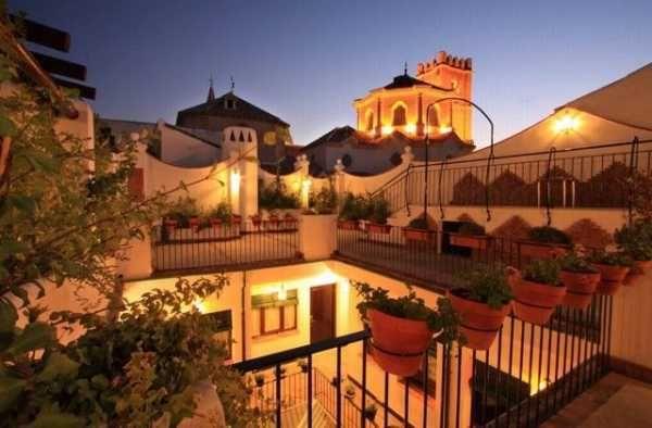 Casa Baños de la Villa, Hotel con Spa en Córdoba