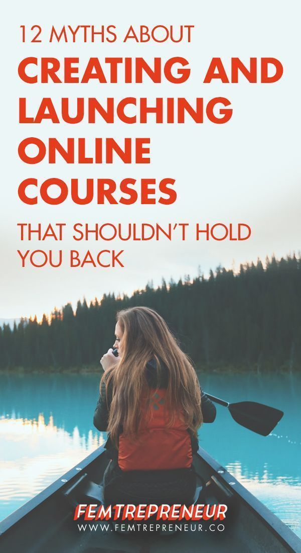 Today is one of my favorite days.  Because today we get to...take out the trash!  That's right - we're talking about all the garbage lies that people tell  about building and selling online courses.