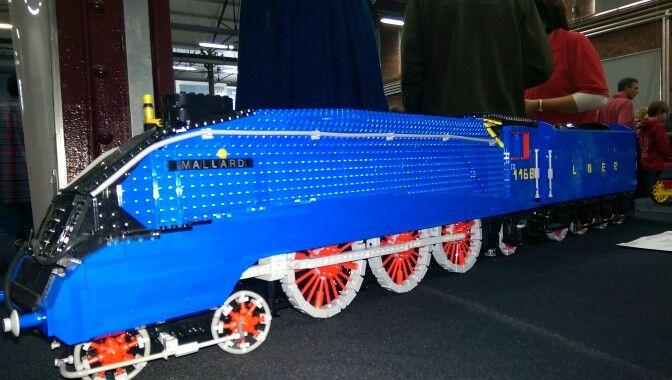 Model Train Cake