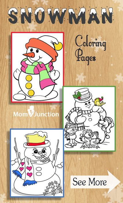 These snowman coloring sheets can be fun for the sheer joy it brings on your kid's face on its mention. These snowman coloring pages printable do not require too many colors and hence are apt for young kids too.