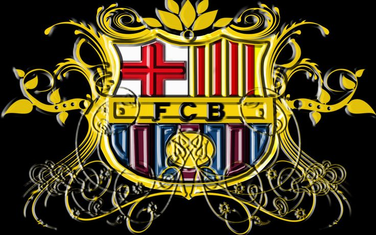 High Quality FC Barcelona Logo Wallpapers - http://wallucky.com/high-quality-fc-barcelona-logo-wallpapers/