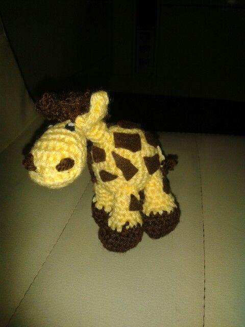 Giraffe Toni :-)