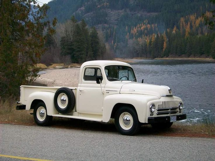 1951 International L110 Pickup