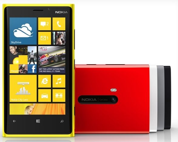 Nokia Lumia 920, smartphone destacado para Windows 8