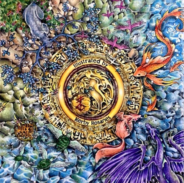 Pin by Tyler Arbelius on Mythomorphia Lost ocean