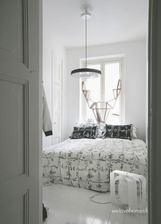 We love perfect white Finish homes! (via Bloglovin.com )