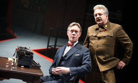 John Hodge's Collaborators at The National Theatre. Fantastic performances by Alex Jennings and Simon Russell Beale.