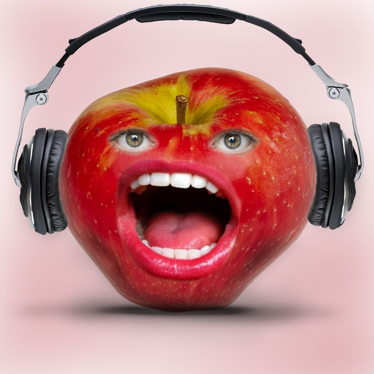 zingende appel