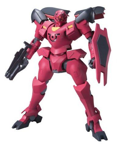 Amazon.co.jp: HG 1/144 GNX-704T アヘッド (機動戦士ガンダム00): ホビー < 本来、俺ガンわヘドが出るくらい大嫌ぃナンだがー・・・コレはガンダムから離れて見ると色合ぃとャンチャぽさが手固く固まってて悪くない;