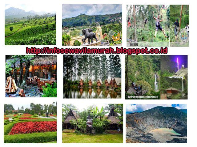 Villa Di Lembang Untuk Berwisata Bersama Keluarga