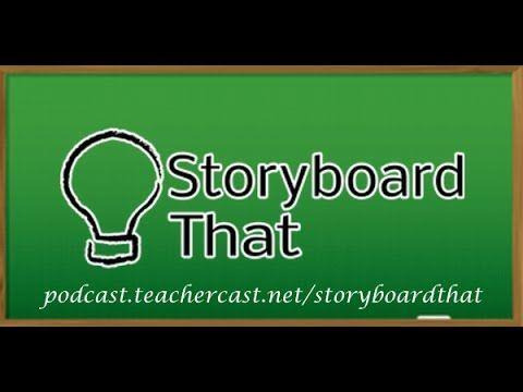 VIDEO TUTORIAL STORYBOARDTHAT. En español, Creador de comics. No registro. #storytelling