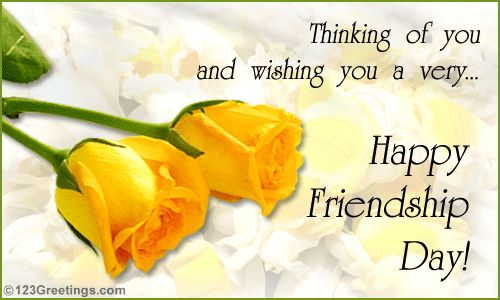 Greeting Cards For Friendship Day in 2014