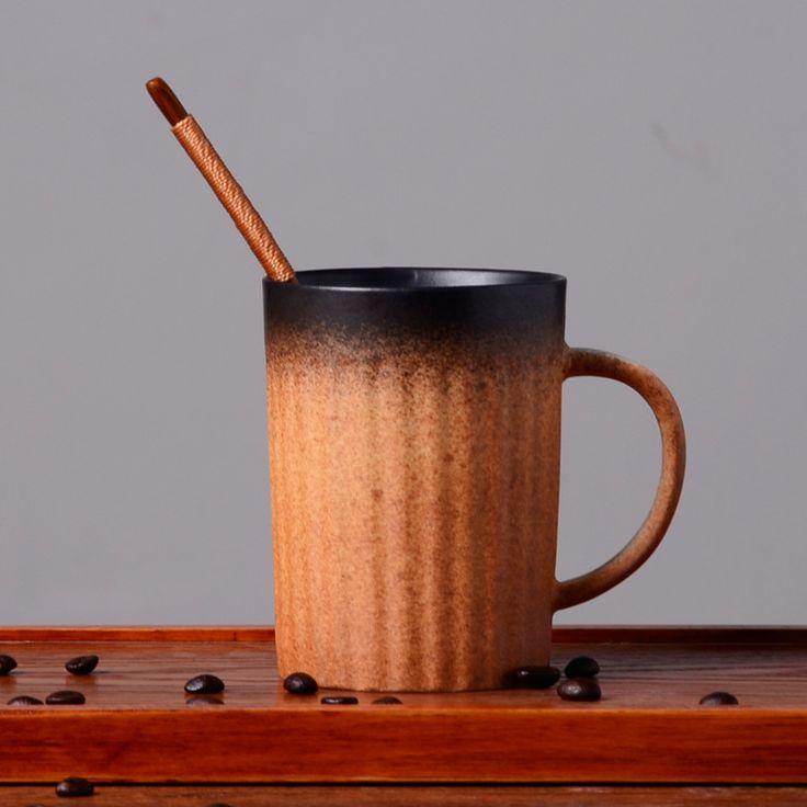 4 kleur Handgemaakte Creatieve Keramische Kopjes Grote thee mokken Capaciteit melk mokken Japanse koffie mok Gradiëntkleur Textuur mok in 4 kleur Handgemaakte Creatieve Keramische Kopjes Grote thee mokken Capaciteit melk mokken Japanse koffie mok Gradiëntkleur Textuur mok van Mokken op AliExpress.com   Alibaba Groep
