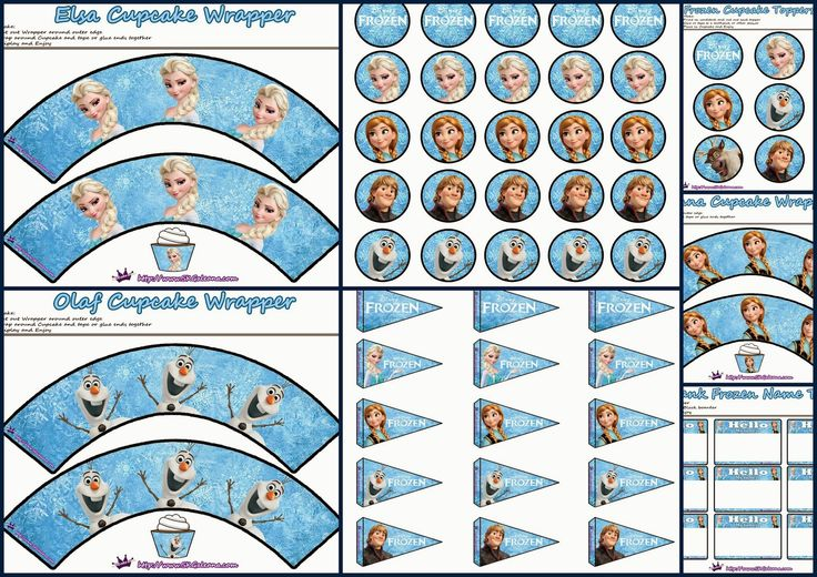 frozen-free-printables-for-party6.jpg (1600×1131)