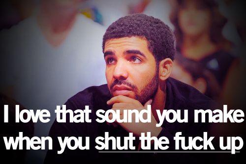 That sound... #Drake