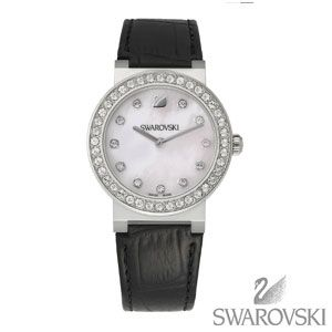 Montre Swarovksi Citra Sphere Mini Black Silver