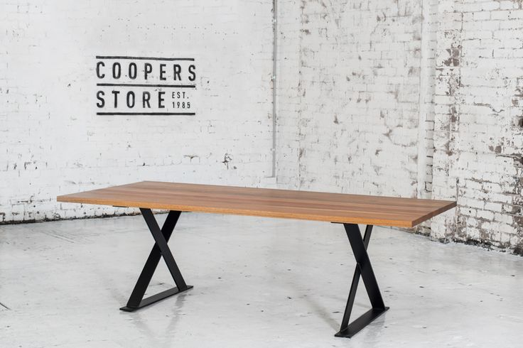 COOPERS STORE Hunter Black in Spotted Gum