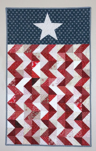 For the 4th of July or Memorial Day....A Little Bit Biased: Feeling Patriotic - absolutely LOVE this one!