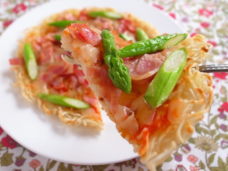 松橋 そうめんピザ