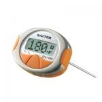 Changing Battery on Digital Thermometer.