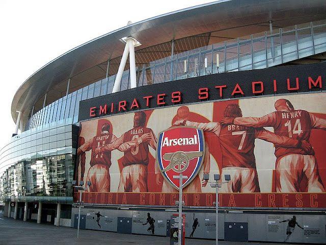 Arsenal #football #London #Arsenal