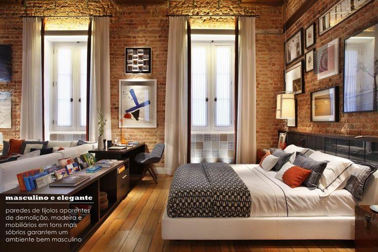 casa bellissimo blog arquitetura design decoracao urbanismo loft rio de janeiro casa cor apartamento masculino rusticos tijolos demolicao 2