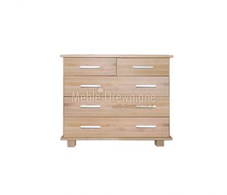 Komoda bukowa [b5] Meble Drewniane - meble sosnowe producent, łóżka, komody, witryny