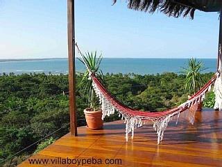 Vila para alugar na Ilha de Boipeba, Costa do Dendê: Ilha de Boipeba, Baía, Brasil