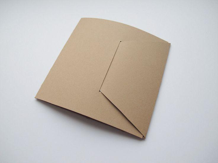 diy envelope   designoform