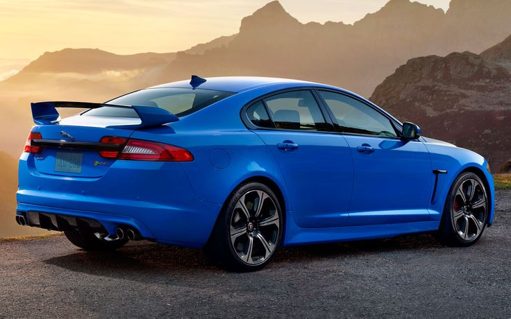 2014 Jaguar XFR-S Wallpaper