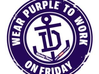 WEAR PURPLE EVERYDAY - GO DOCKERS !!!